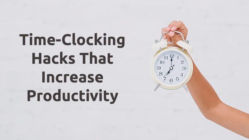 Time -clocking