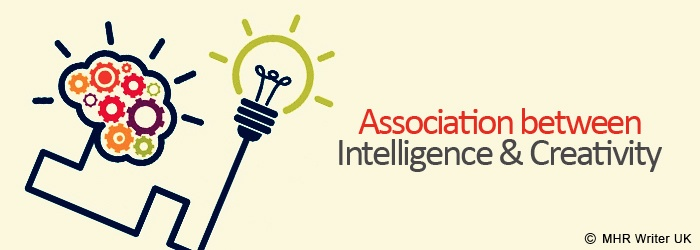 Association Between Thinking Intelligence and Creativity