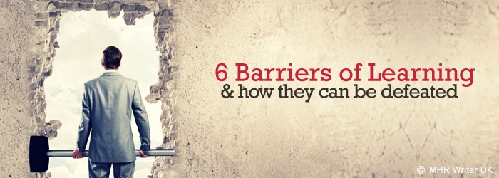 Barriers of Learning and How to Defeat it