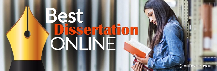 Online Custom Dissertation, Thesis Writing & Editing Service