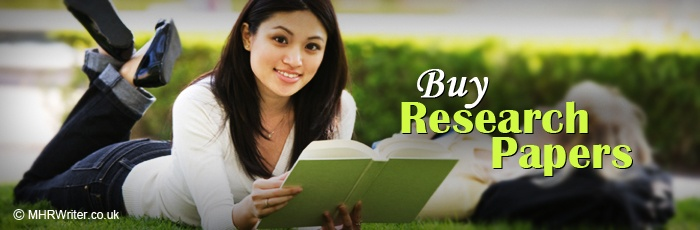 written research papers online
