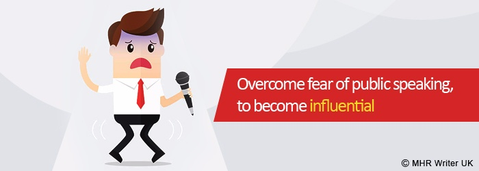 Overcome Fear of Public Speaking to Be Influential