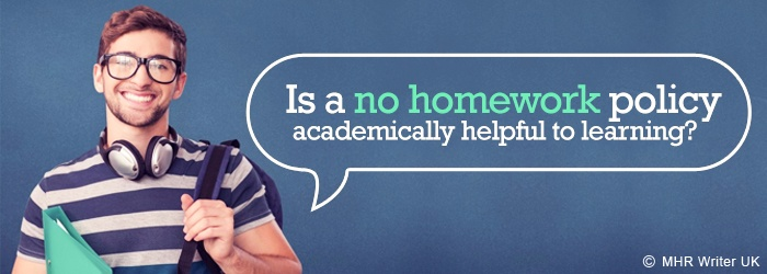 Is a No Homework Policy Academically Helpful?