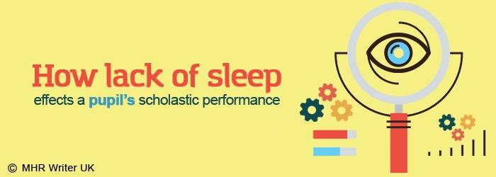 How Lack of Sleep Effects Scholastic Performance
