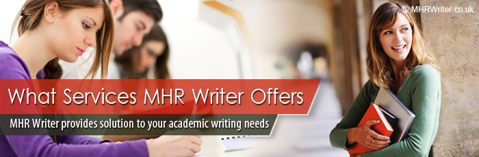 MHR Writer - Academic Writing Services