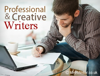 We provide only professional and creative writers
