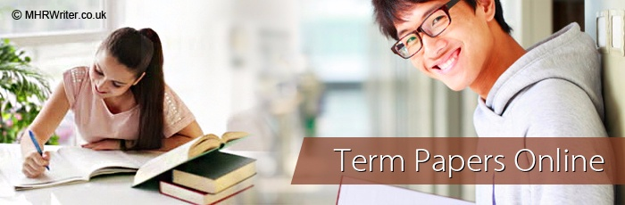 Online term papers