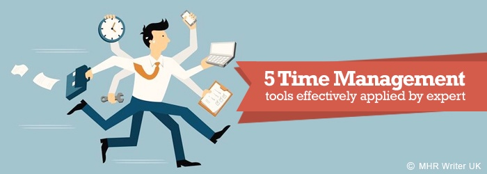 Time Management Techniques Effectively Applied by Experts