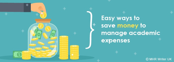 Easy Ways to Save Money to Manage Academic Expenses